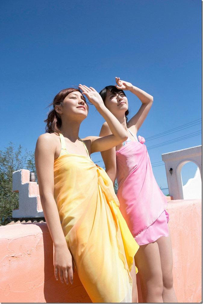 C-ute  Owaranai natsu YS Web Vol.581 (64)