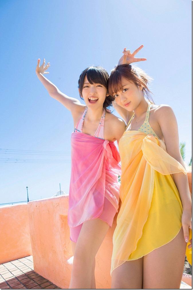 C-ute  Owaranai natsu YS Web Vol.581 (65)