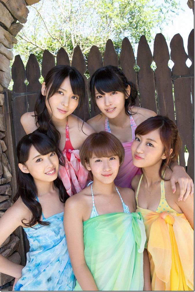 C-ute  Owaranai natsu YS Web Vol.581 (67)