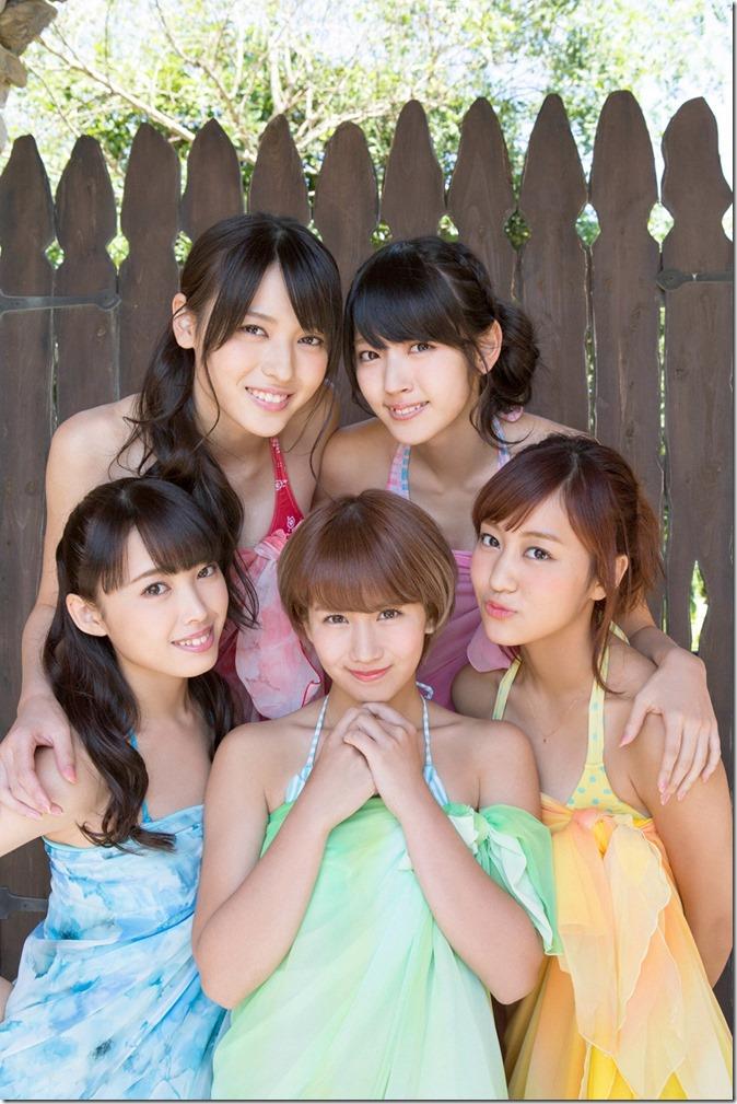 C-ute  Owaranai natsu YS Web Vol.581 (69)