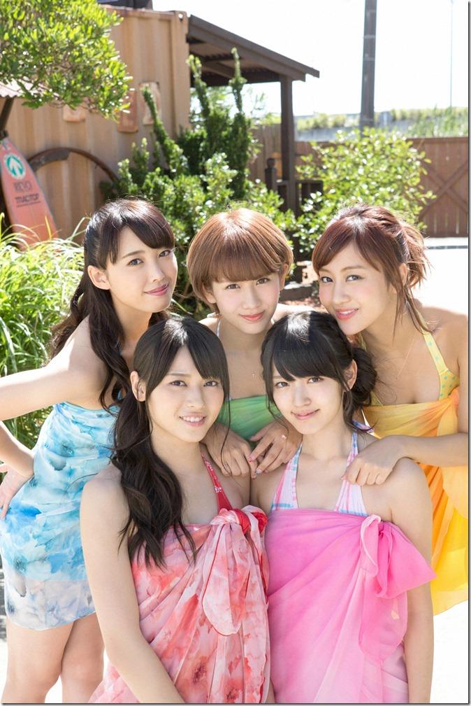 C-ute  Owaranai natsu YS Web Vol.581 (70)