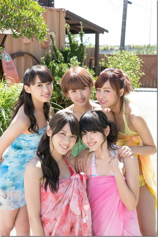C-ute  Owaranai natsu YS Web Vol.581 (71)