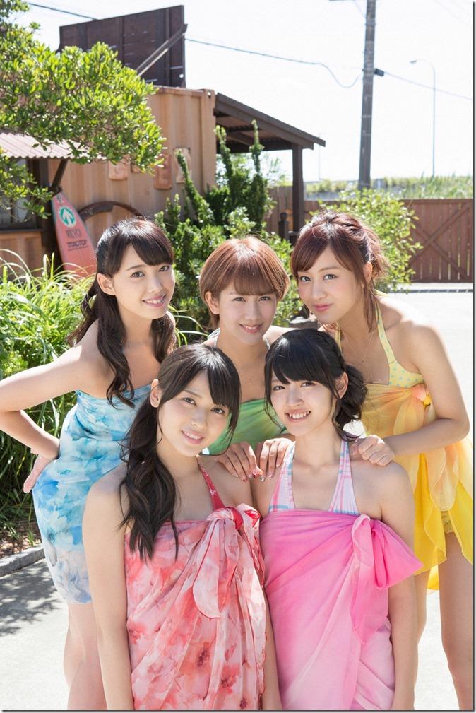 C-ute  Owaranai natsu YS Web Vol.581 (72)