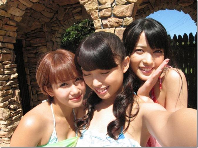 C-ute  Owaranai natsu YS Web Vol.581 (74)