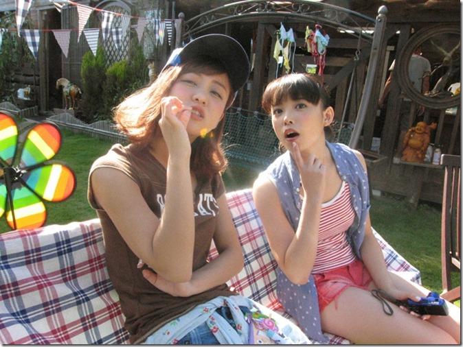 C-ute  Owaranai natsu YS Web Vol.581 (81)