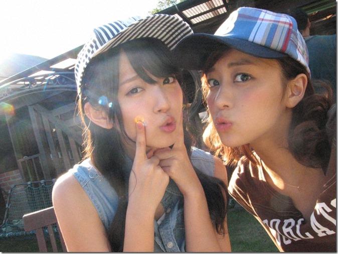 C-ute  Owaranai natsu YS Web Vol.581 (84)