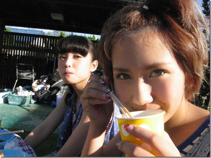 C-ute  Owaranai natsu YS Web Vol.581 (86)
