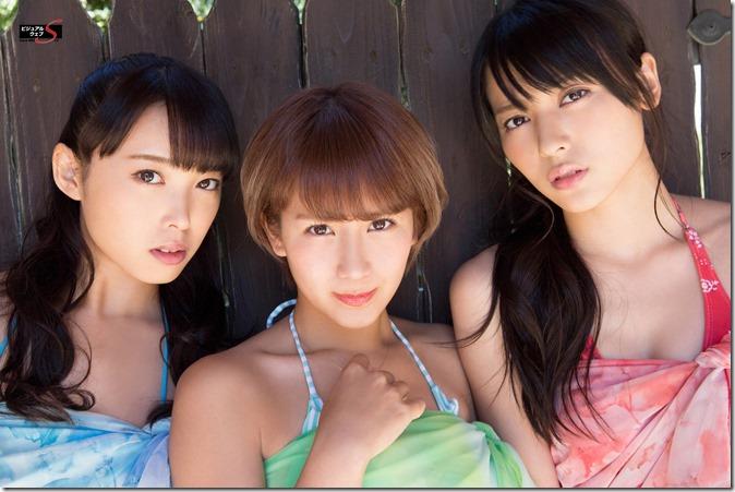 C-ute  Owaranai natsu YS Web Vol.581 (89)