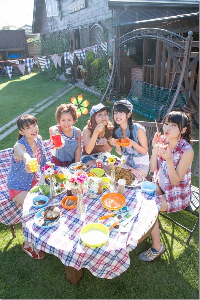 C-ute  Owaranai natsu YS Web Vol.581 (8)