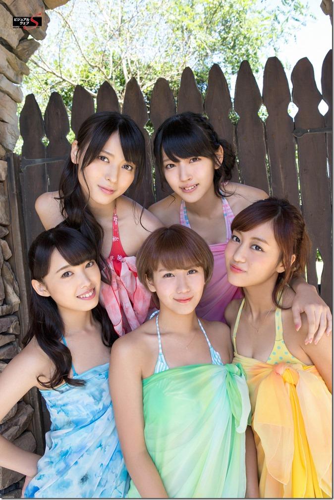 C-ute  Owaranai natsu YS Web Vol.581 (90)