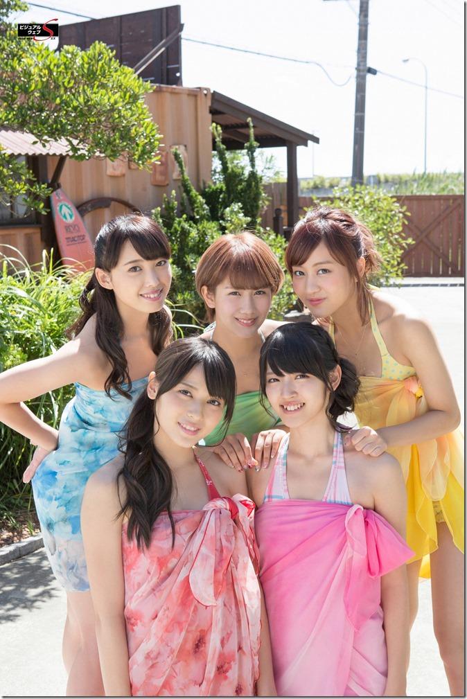 C-ute  Owaranai natsu YS Web Vol.581 (91)