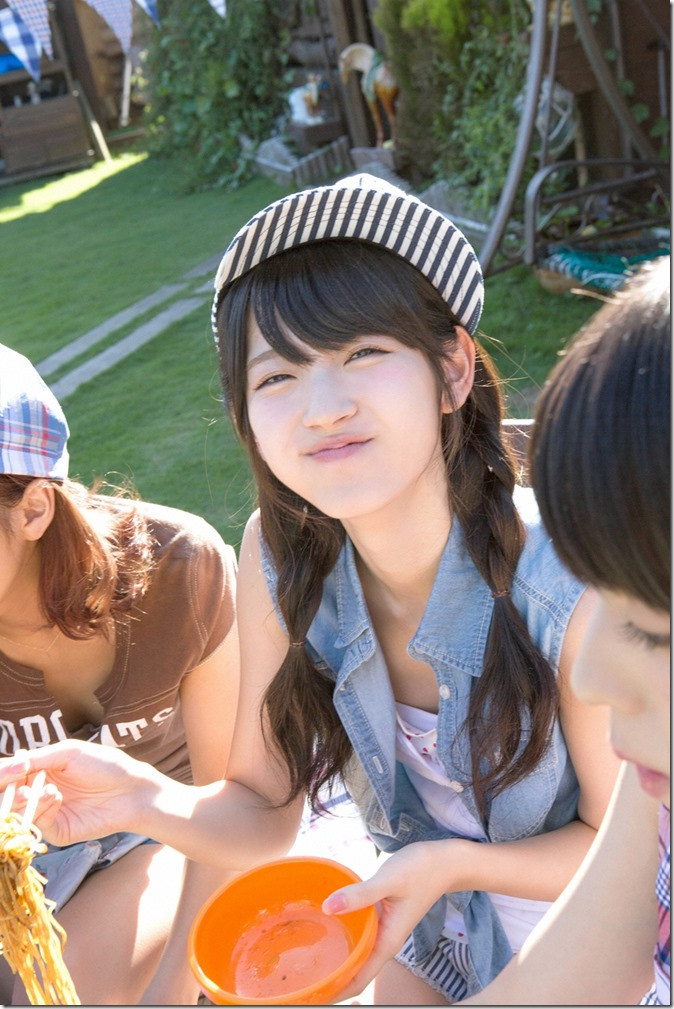 C-ute  Owaranai natsu YS Web Vol.581 (9)