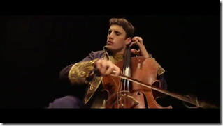 Hot cellists (8)