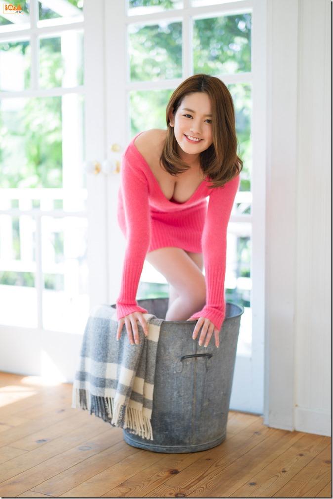 Kakei Miwako BOMB.tv January 2014 (6)