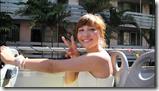 Kasai Tomomi in Kietai kurai making of (4)