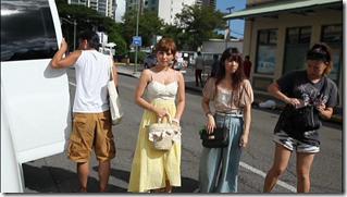 Kasai Tomomi in Kietai kurai making of (9)