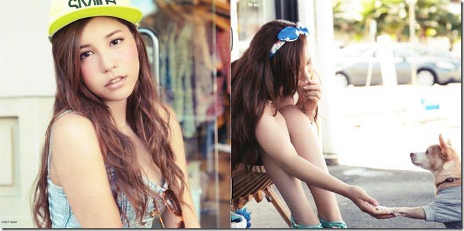 Kasai Tomomi Kietai kurai type B single jacket (1)