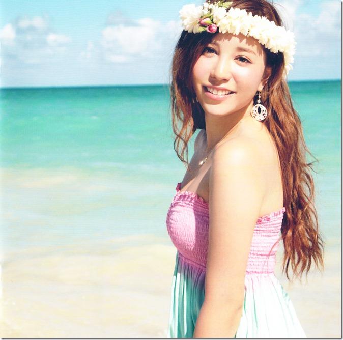 Kasai Tomomi Kietai kurai type B single jacket (2)