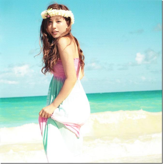 Kasai Tomomi Kietai kurai type B single jacket (3)