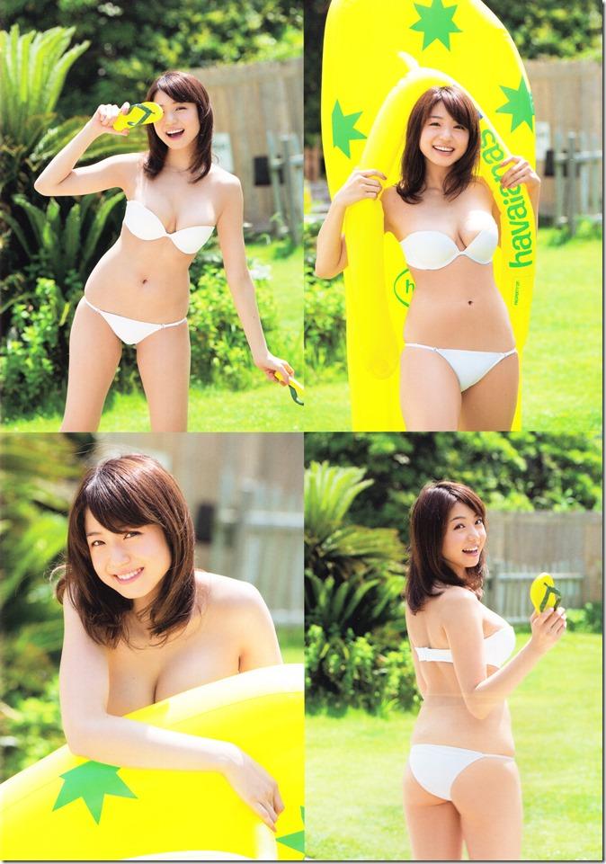 Nakamura Shizuka Kiss BOMB mook (14)