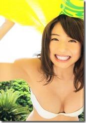 Nakamura Shizuka Kiss BOMB mook (3)
