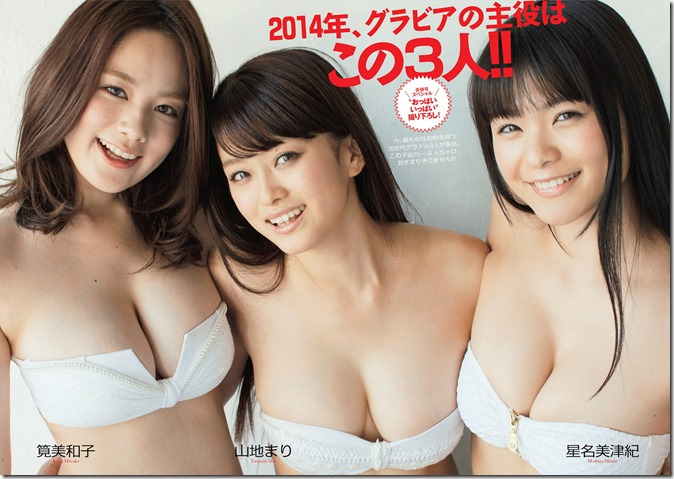 Weekly Playboy no.1-2 January 13th, 2014 (21)
