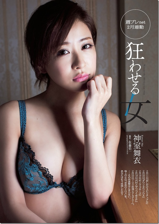 Weekly Playboy no.10 March 10th, 2014 (26)