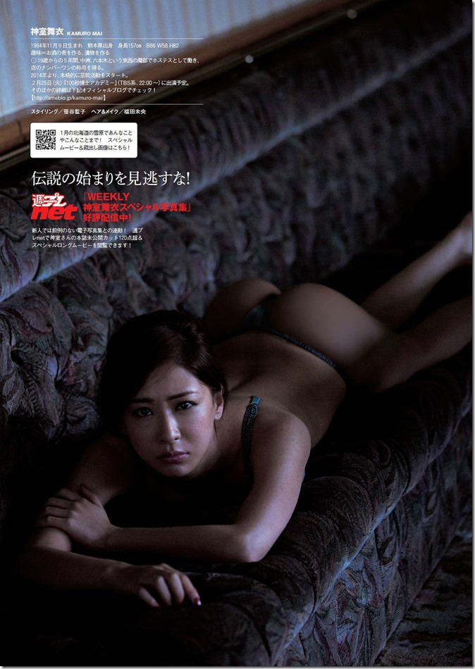Weekly Playboy no.10 March 10th, 2014 (28)