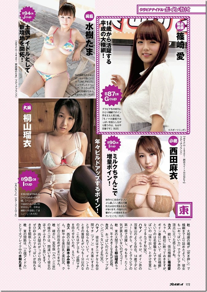 Weekly Playboy no.3-4 January 27th, 2014 (41)