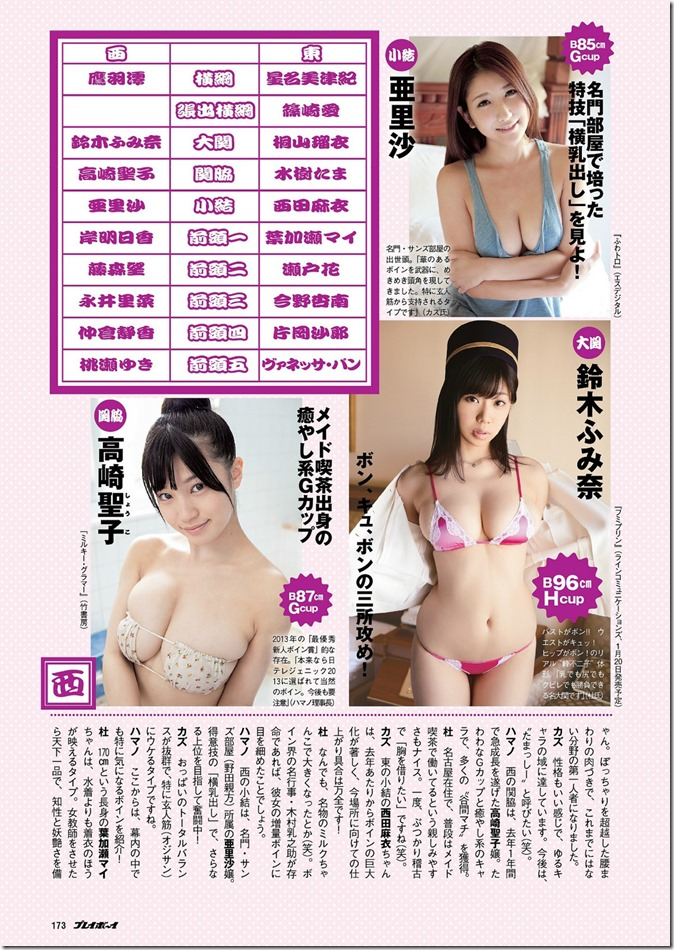 Weekly Playboy no.3-4 January 27th, 2014 (42)