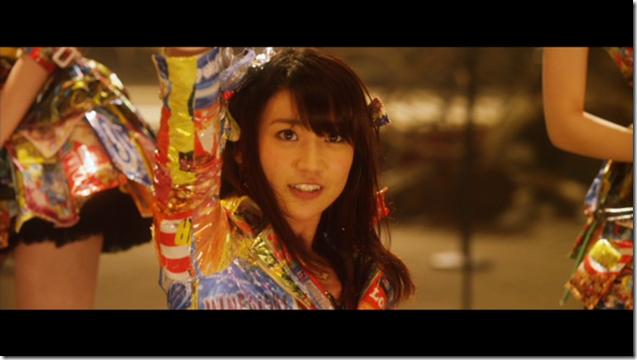 AKB48 in Mae shika mukanee (dance ver (18)