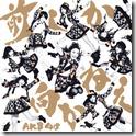 AKB48 Mae shika mukanee jacket type A (1)