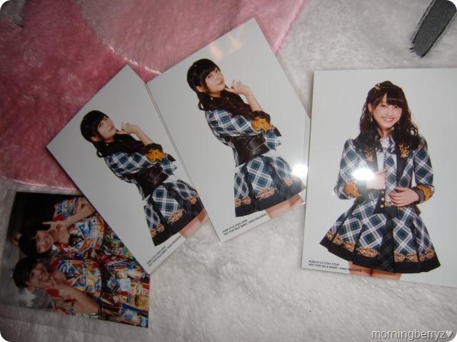 AKB48 Mae shika mukanee Neowing & internal photo extras