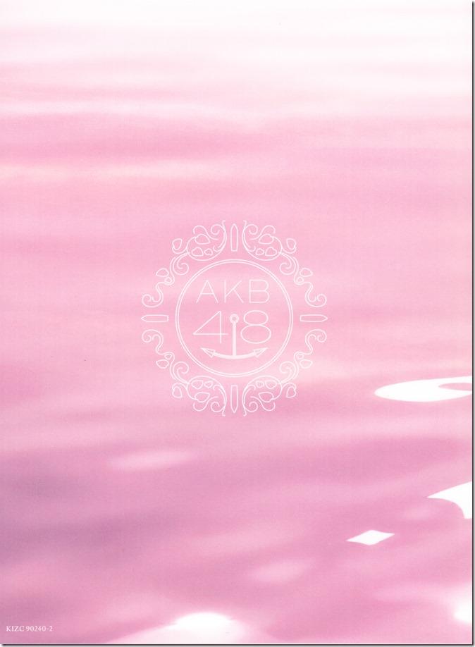 AKB48 Tsugi no ashiato LE Type A (2)