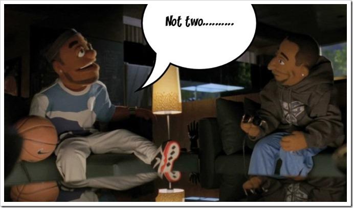 LeBron says.....