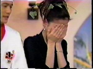 SMAPxSMAP Bistro August 18th, 1997 Guest Miyazawa Rie (62)