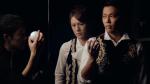 Tackey & Tsubasa in Boku no soba ni wa hoshi ga aru making (1)
