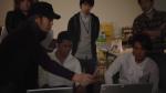 Tackey & Tsubasa in Boku no soba ni wa hoshi ga aru making (4)