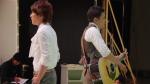 Tackey & Tsubasa in Boku no soba ni wa hoshi ga aru making (7)