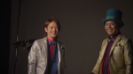 Tackey & Tsubasa  in Viva Viva More making (7)