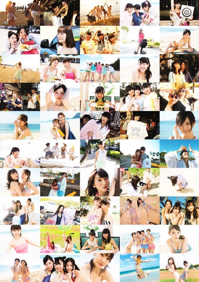 AKB48 Kaigai Ryoko Nikki 3 - Hawaii wa Hawaii (1)