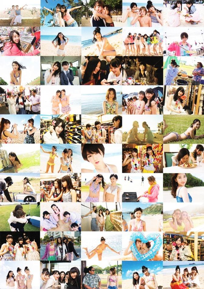 AKB48 Kaigai Ryoko Nikki 3 - Hawaii wa Hawaii (2)