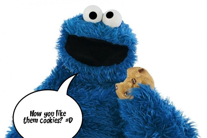 Cookie Monster says...