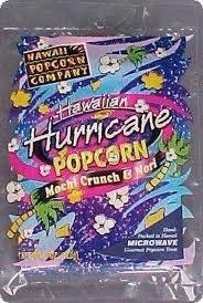 Hawaiian Hurricane Popcorn