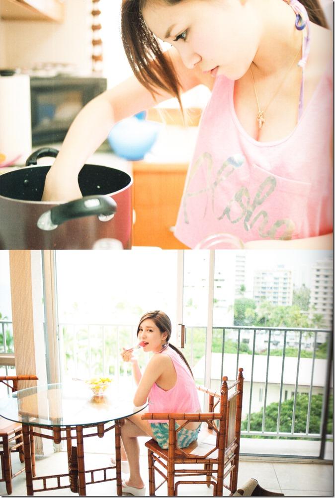 Kasai Tomomi Yaketa shashinshuu (35)