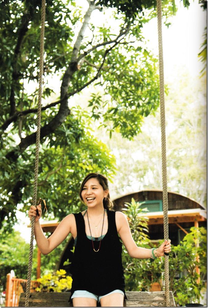 Kasai Tomomi Yaketa shashinshuu (60)