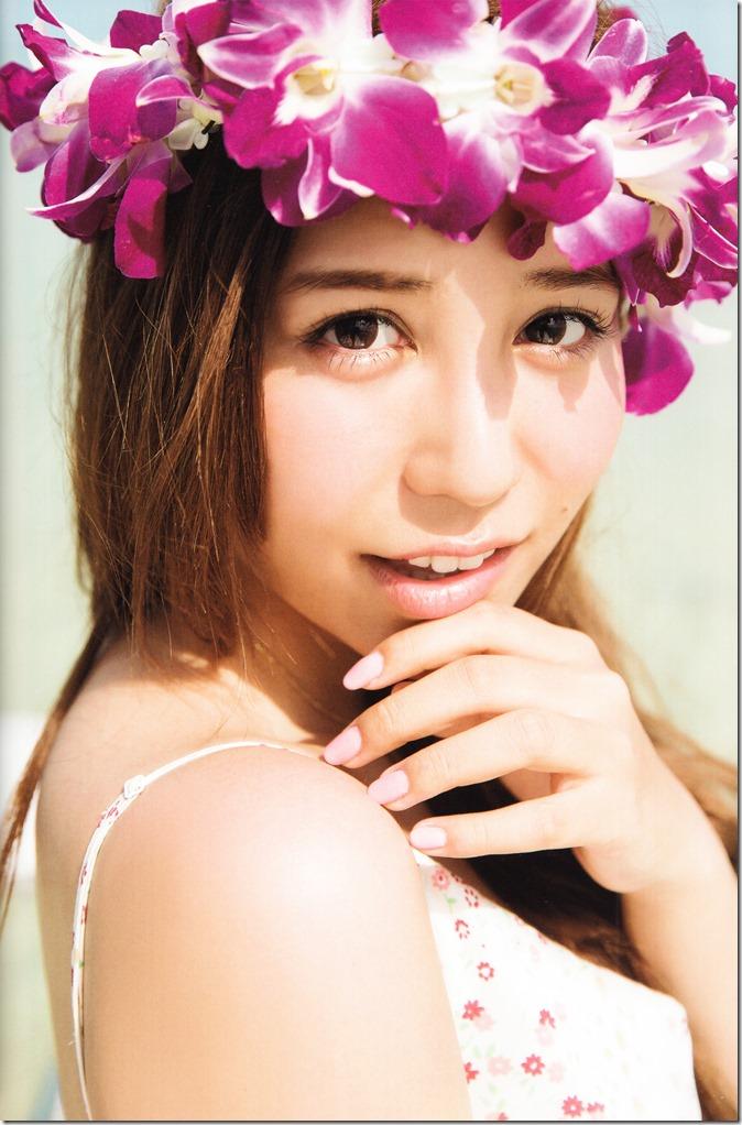 Kasai Tomomi Yaketa shashinshuu (74)