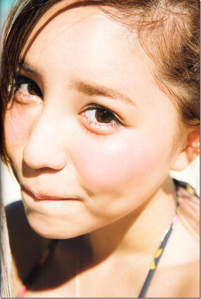 Kasai Tomomi Yaketa shashinshuu (89)