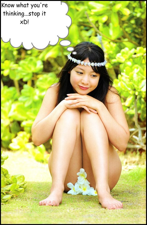 Koike Yui is thinking...