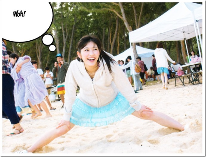 Mayuyu♥ in Hawaii....